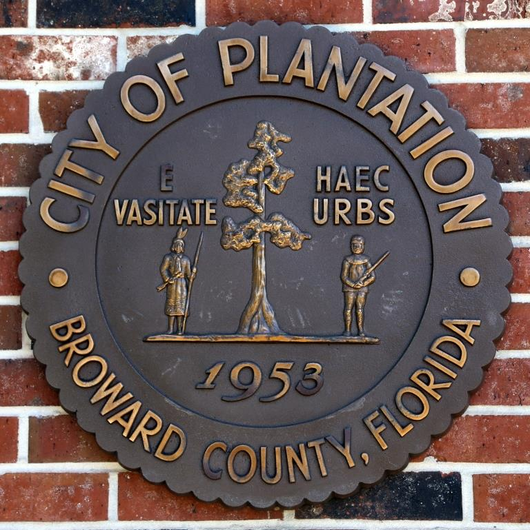 City of Plantation Seal square reduced