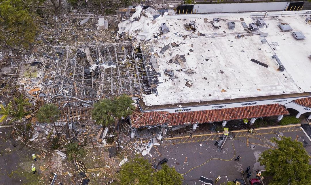 Plantation mall explosion: some thoughts