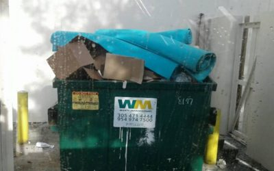 Overflowing trash will soon cost businesses